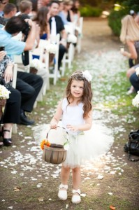 rose-petals-flower-girl-aisle-wedding