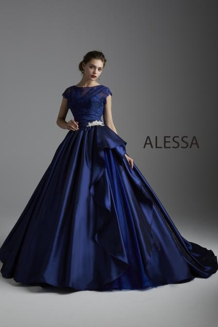 おすすめドレス2:黒・紺・パープル